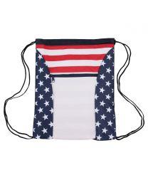 OAD5050 Americana Drawstring Bag