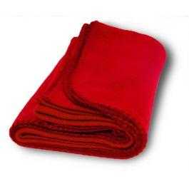 Navy Alpine Fleece Value Blanket ALL